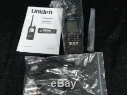 Uniden BCD436HP HomePatrol Series Digital Handheld Scanner