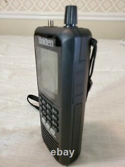 Uniden BCD436HP HomePatrol Series Digital Handheld Scanner & BC-SGPS Receiver