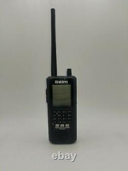 Uniden BCD436HP HomePatrol Series Digital Handheld Scanner Bearcat Used