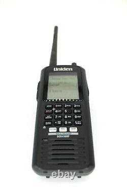 Uniden BCD436HP HomePatrol Series Digital Handheld Scanner, FULL KIT ACCESS