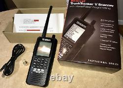 Uniden BCD436HP HomePatrol Series Digital Handheld Scanner ProVoice Included