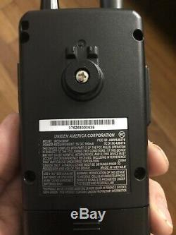 Uniden BCD436HP HomePatrol Series Digital Handheld Scanner U2