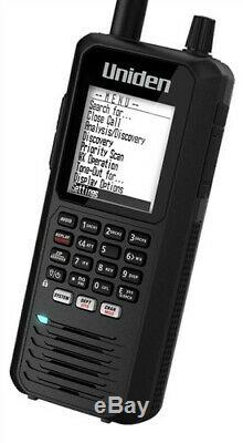 Uniden BCD436HP HomePatrol Series Digital Handheld Scanner Used Awesome Conditio
