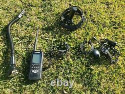 Uniden BCD436HP HomePatrol Series Digital Handheld Scanner Vehicle Set-up