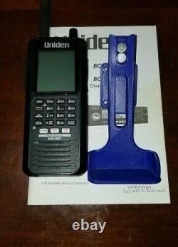Uniden BCD436HP HomePatrol Series Digital Handheld Scanner With GPS And More