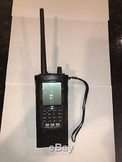 Uniden BCD436HP HomePatrol Series Digital Handheld Scanner With Holder & Manuals