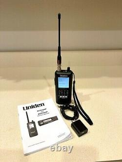 Uniden BCD436HP HomePatrol Series Digital Handheld Scanner with DMR Upgrade