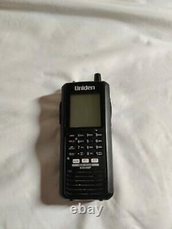 Uniden BCD436HP HomePatrol Series Digital Handheld ScannerHas DMR upgrade
