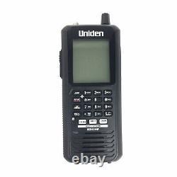 Uniden BCD436HP HomePatrol Series Digital Trunk Tracker V Handheld Scanner