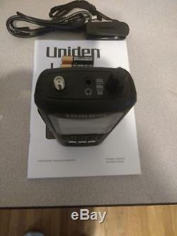 Uniden BCD436HP P-25 PHASE I & II TDMA, DMR Handheld Digital Police Scanner