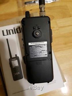 Uniden BCD436HP P-25 PHASE I & II TDMA, DMR Handheld Digital Police Scanner MINT