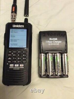 Uniden BCD436HP P25 Digital Handheld Scanner withDMR Upgrade