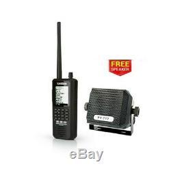 Uniden BCD436HP + PT717 Digital Handheld Scanner with TrunkTracker V