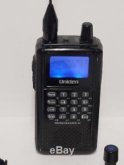Uniden Bcd396xt Handheld Trunk Tracker IV Digital P25 Scanner Police Fire Ems