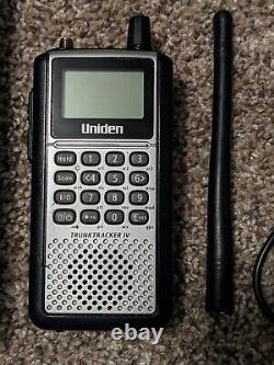 Uniden Bearcat BCD 396XT APCO 25 Digital Handheld Radio Scanner with Software