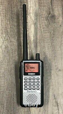 Uniden Bearcat BCD396XT Handheld Digital Scanner Trunk Tracker IV