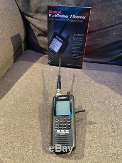 Uniden Bearcat BCD436HP HomePatrol TrunkTracker Digital Handheld Scanner P25