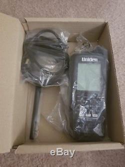 Uniden Bearcat BCD436HP TrunkTracker V Handheld Police Fire Digital Scanner