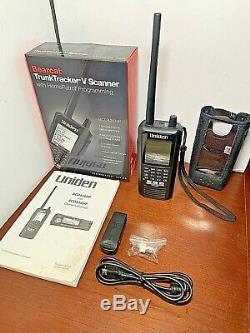 Uniden Bearcat BCD436HP Trunktracker V Home Patrol Digital Handheld Scanner