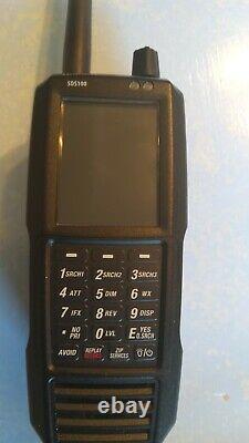 Uniden Bearcat SDS100 Digital Handheld Scanner True I/Q