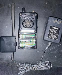 Uniden Bearcat Trunk Tracker IV BCD396T Digital Handheld Scanner with Charger