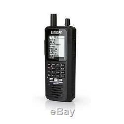 Uniden Digital Handheld Police Narow Band Scanner Zip Code Programmaing With GPS