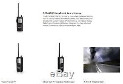 Uniden Digital Police Scanner Radio Handheld Mobile Trunking BCD436HP FIRE EMS