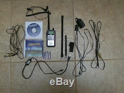 Uniden Handheld TrunkTracker IV Digital Police Scanner (BCD396XT)