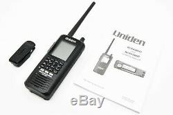 Uniden HomePatrol Digital Handheld Scanner BCD436HP MINT and Unused