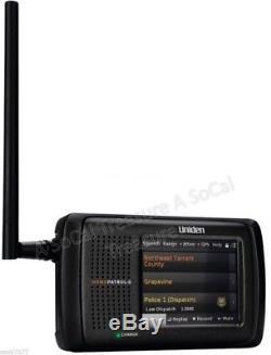Uniden Homepatrol 2 Digital Police Radio Scanner Handheld Track APC025 Phase II
