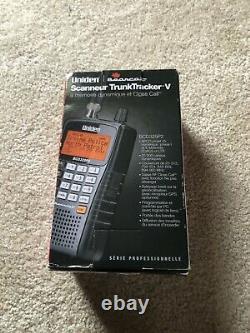 Uniden Police Scanner BCD325P2 Digital Radio Handheld Mobile Antenna