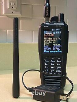 Uniden SDS100 Digital APCO Deluxe Trunking Handheld Scanner (DMR/MotoTRBO incl)