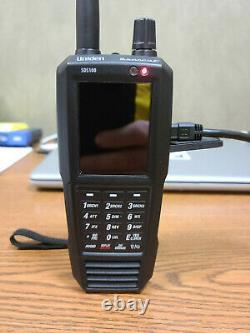 Uniden SDS100 Digital APCO Deluxe Trunking Handheld Scanner. Good Condition