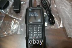 Uniden SDS100 Digital APCO Deluxe Trunking Handheld Scanner In box