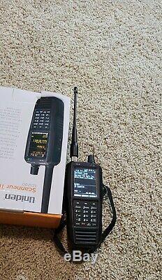 Uniden SDS100 Digital APCO Trunking Handheld Scanner-Extras