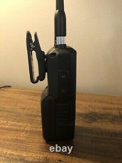 Uniden SDS100 Digital Deluxe Trunking Handheld Scanner With Remtronix Antenna