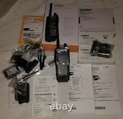 Uniden SDS100 Digital Handheld Scanner