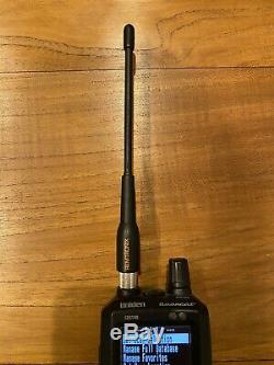 Uniden SDS100 Digital True I/Q Handheld Scanner Remtronix Antenna