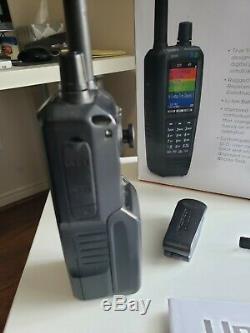 Uniden SDS100 Digital True I/Q Handheld Scanner WithUpgrades and Extras