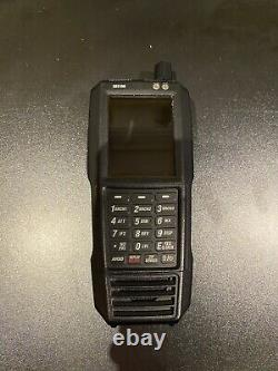 Uniden SDS100 Digital Trunking Handheld Scanner With Original Antenna