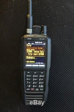 Uniden SDS100 True I/Q Digital APCO Deluxe Trunking Handheld Scanner
