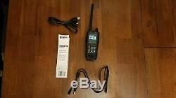 Uniden SDS100 True I/Q Digital Handheld Scanner All Upgrades ++ Bundle