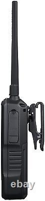Uniden SDS100 True I/Q Digital Handheld Scanner, Designed for Improved Digital /