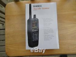 Uniden SDS100 True I/Q Digital Handheld Scanner NIP