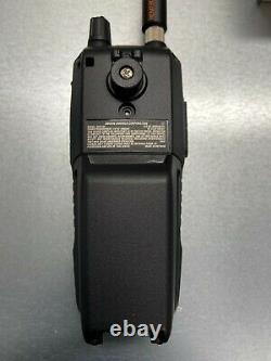 Uniden SDS100 True I/Q Digital Handheld Scanner with REM-820S ANT 800MHz