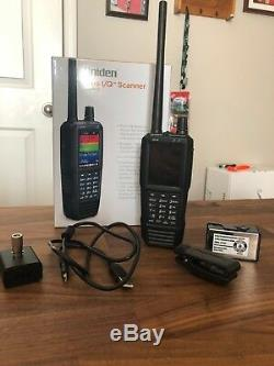 Uniden SDS100 True I/Q Handheld Digital Police Scanner (New Battery Design) F/S
