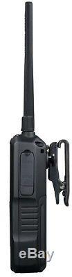 Uniden SDS100 True I/QDigital Handheld Police Scanner Trunking SDR APCO P25 DMR