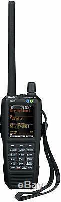 Uniden SDS100True I/Q Digital Handheld Scanner Trunking SDR APCO P25 DMR