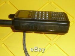 Uniden TrunkTracker IV Works Great Radio Digital Police Scanner Handheld