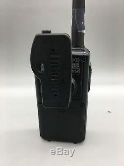 Uniden Trunktracker IV BCD396T Handheld Digital P25 Scanner Bundle G34
